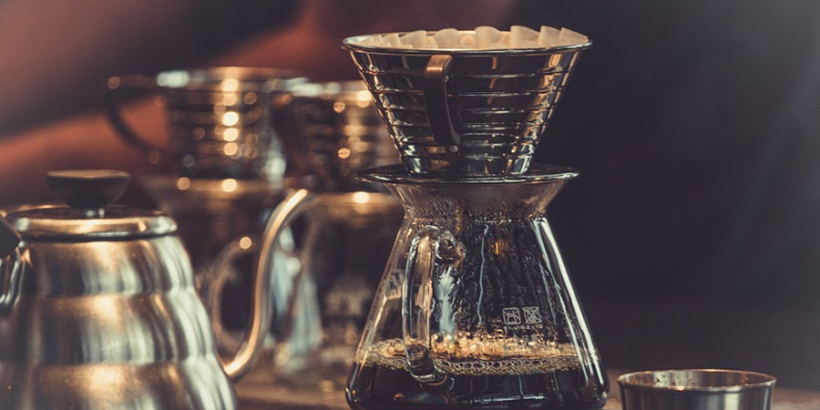 How to make coffee?