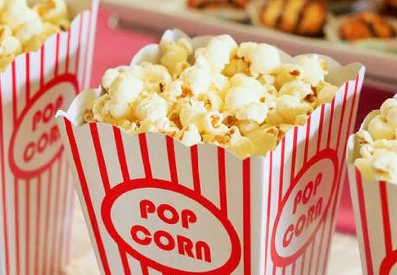 Why popcorn costs more than the ticket